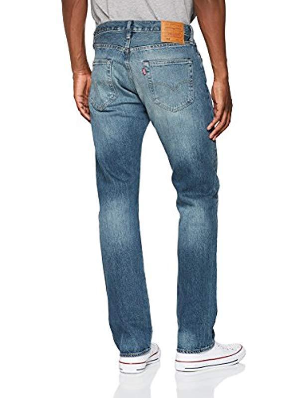 501 In Jeans Original Men Blue Levi's Save Fit For 's 26Lyst BdxoerCW