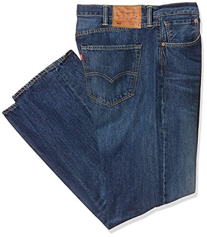 798df8e1c70 Levi'S 501 Original Fit Jeans in Blue for Men - Save ...