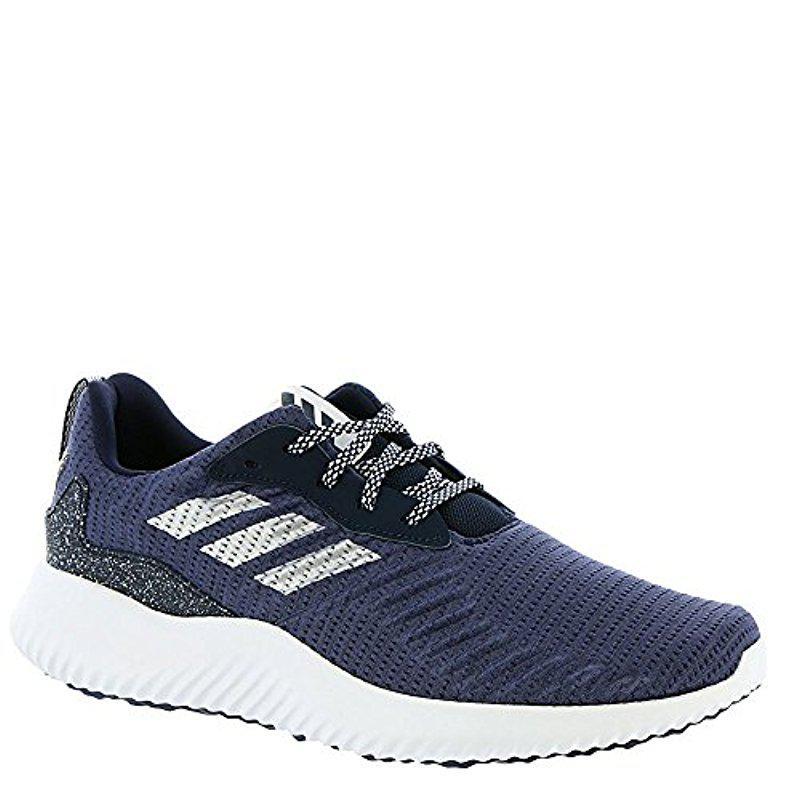 lyst adidas alphabounce rc m per gli uomini in blu