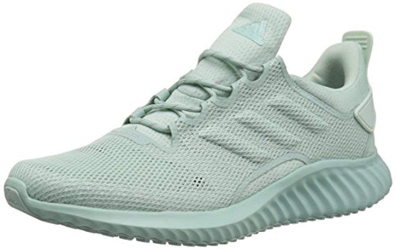 1ea94f65a Lyst - adidas Alphabounce Cr Cc Running Shoe in Green for Men