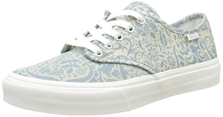 0c608f80ec1 Vans Wm Camden Stripe Low-top Sneakers in Blue - Lyst