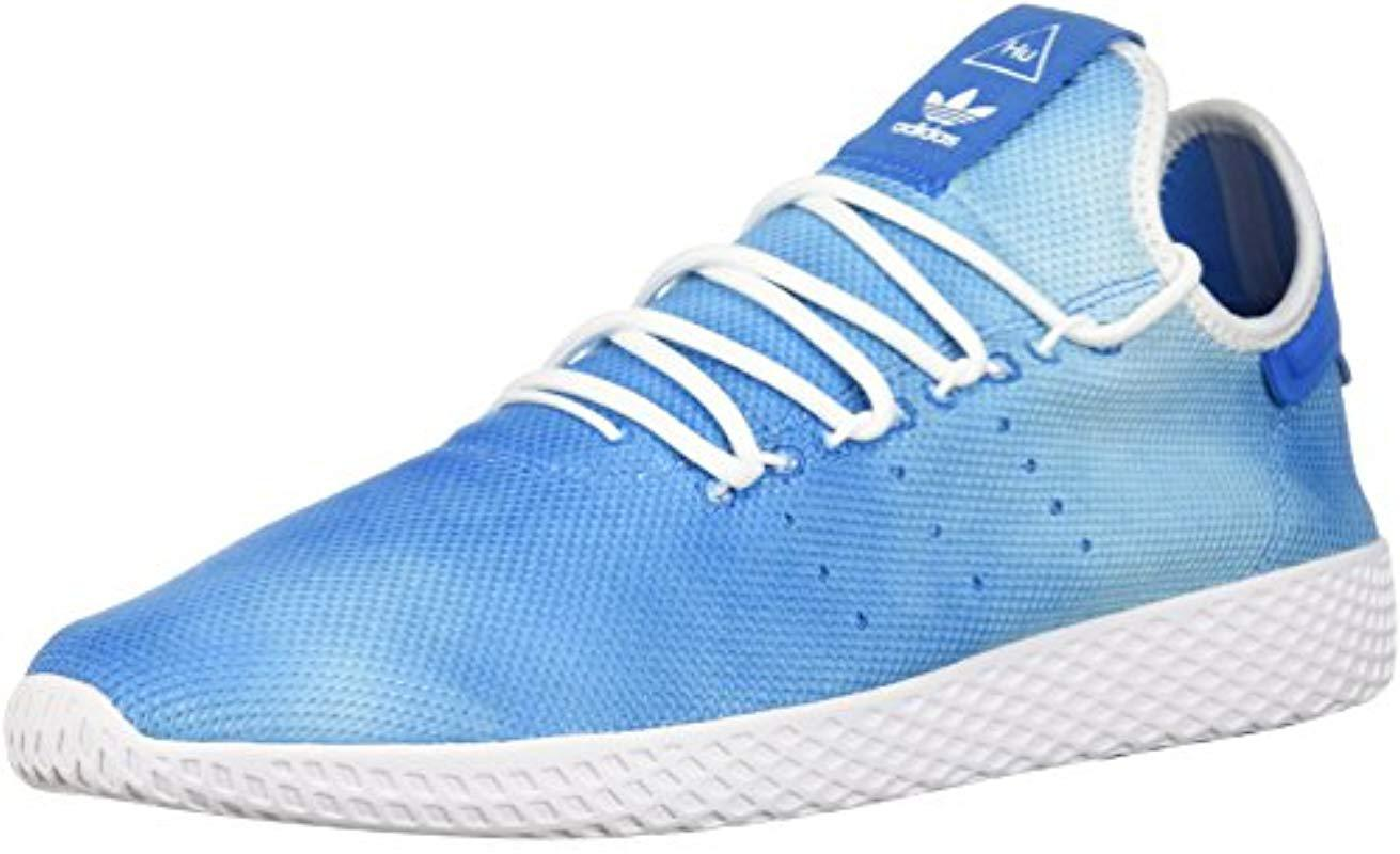 2e404cdfb4fae Lyst - adidas Originals Pw Holi Tennis Hu Running Shoe in Blue for ...
