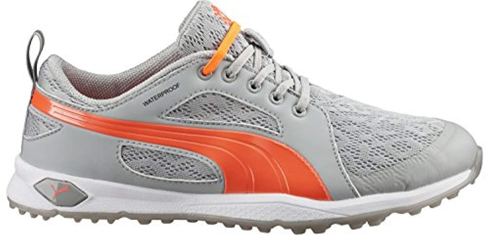 6114d43eae3c Lyst - Puma Biofly Mesh Wmns Golf Shoe in Gray