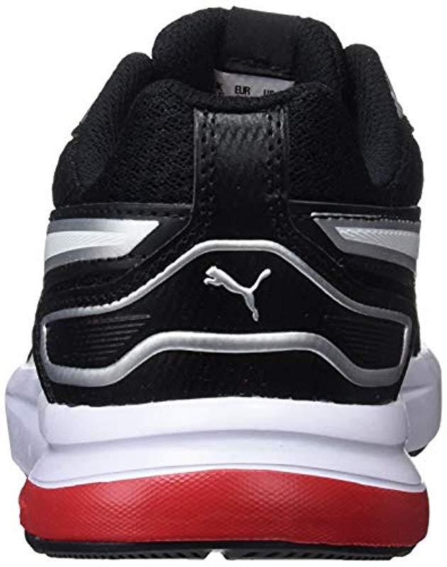 2a11d0e85d6aec PUMA Unisex Adults  Escaper Tech Fitness Shoes in Black for Men - Lyst