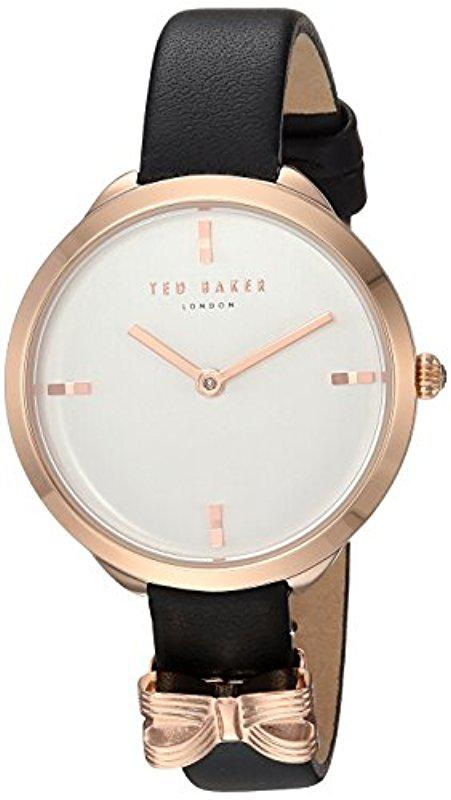 849d14b395f4 Lyst - Ted Baker S Classic in Black