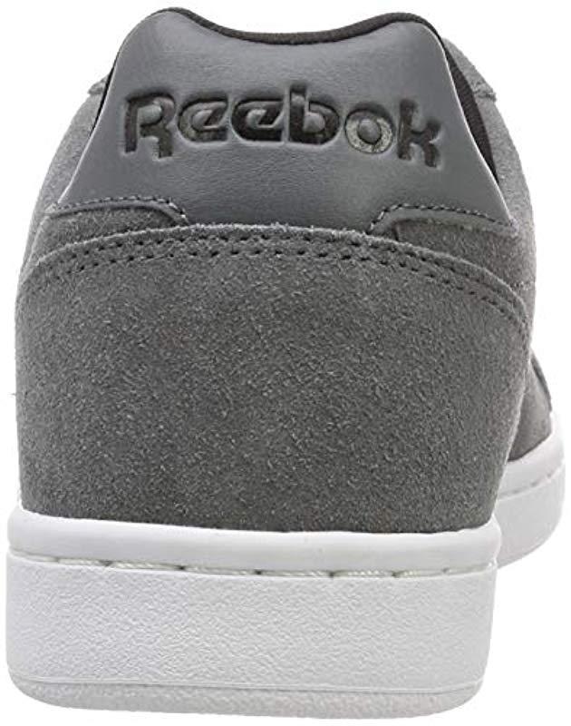 ea4c39ff5fd Reebok  s Royal Cmplt Cln Lx Fitness Shoes in Black for Men - Lyst