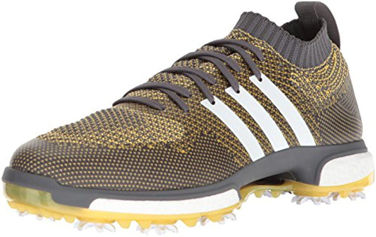 Lyst maglia adidas tour360 scarpa da golf in grigio per gli uomini.