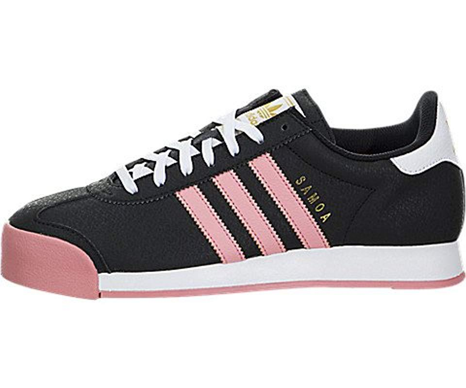 100% authentic af648 29e84 coupon code advantage neo womens shoes bare adidas tennis sale q0gnebf  1bf69 7413a italy for black in men adidas samoa sneaker originals retro  lyst ...