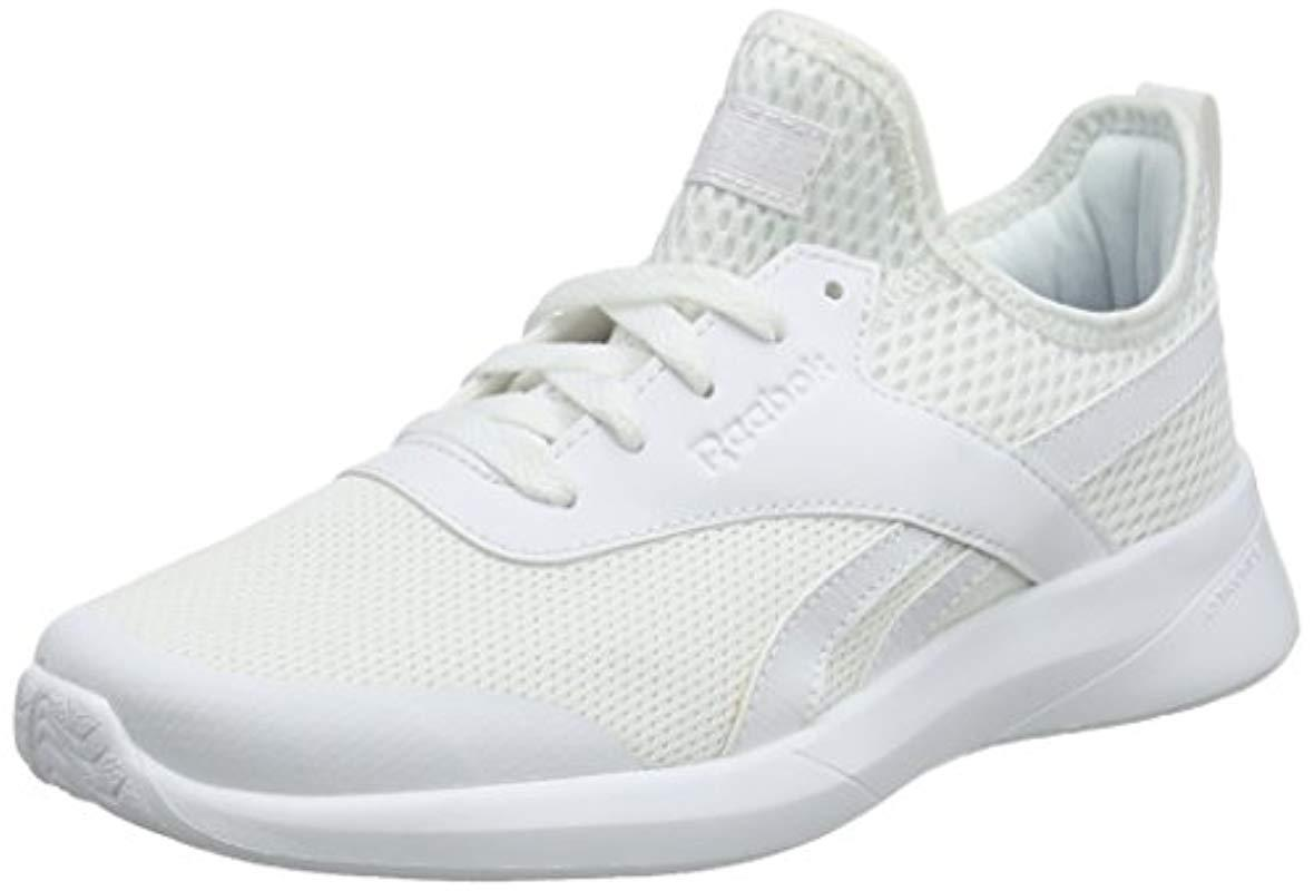 42aacd1296d6 Reebok Unisex Adults Royal Ec Ride 2 Fitness Shoes in White for Men ...