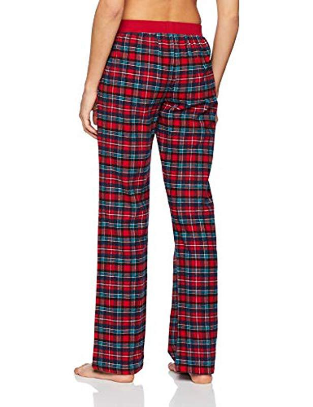 Esprit Debby Cas Nw Single Pants Pyjama Bottoms in Red - Lyst 7407afa7f