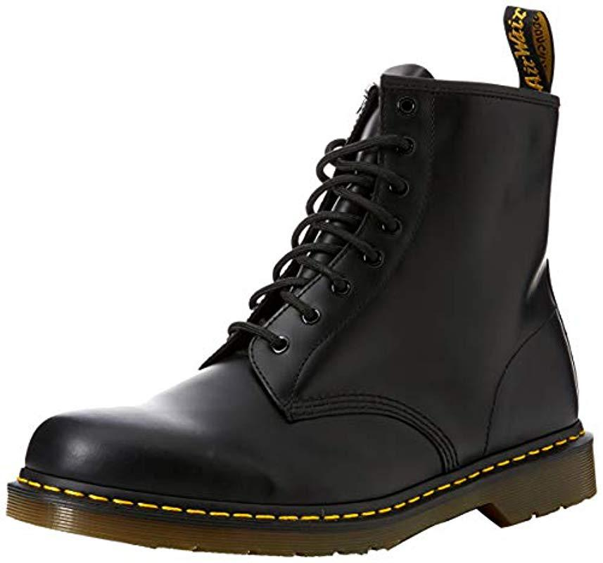 3f0e7fc8ba848 Lyst - Dr. Martens 1460 Classic Boot in Black