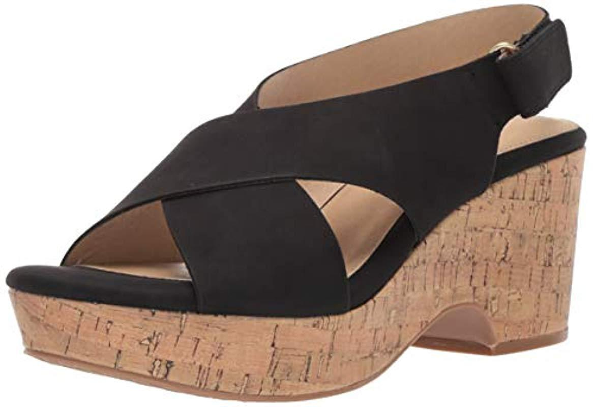 2478468278ba Lyst - CL By Chinese Laundry Chosen Wedge Sandal in Black