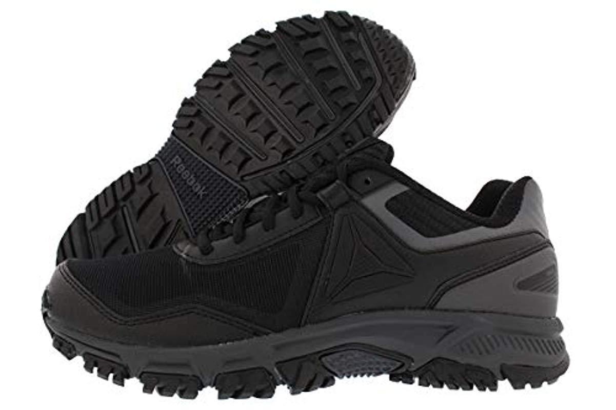 1833862e828de3 Lyst - Reebok Ridgerider Trail 3.0 Walking Shoe in Black for Men ...