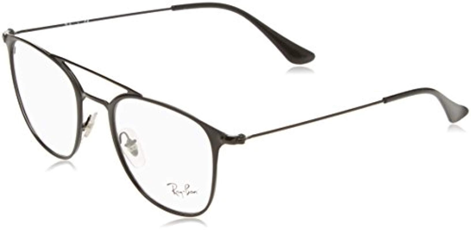 ecacb9e1ce Ray-Ban Unisex-adults 6377 Optical Frames