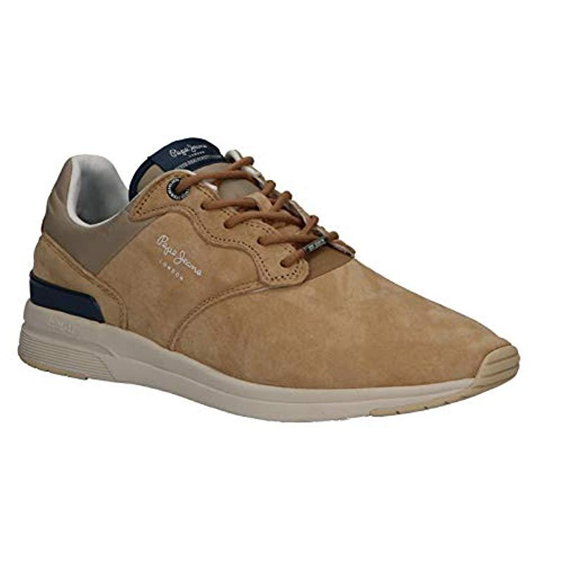 For Lyst Jeans Jayker D 19 Natural Trainers In Limit Dual Pepe Men SVqMpUz
