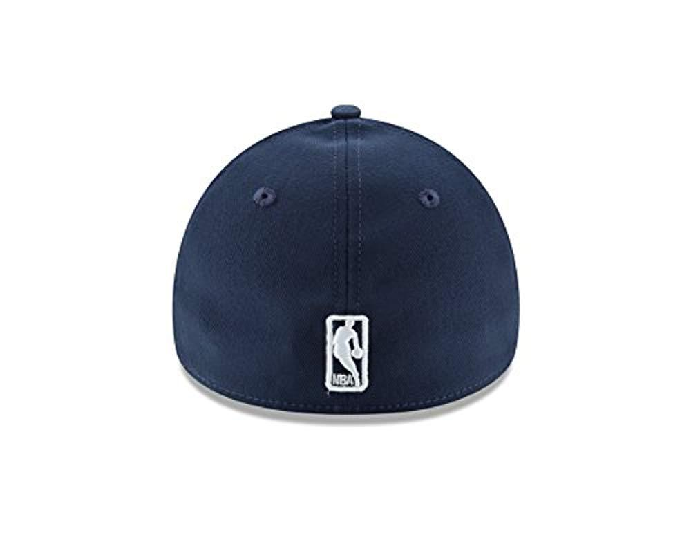 181e4790db4 Lyst - Ktz Nba Classic 39thirty Stretch Fit Cap in Blue for Men