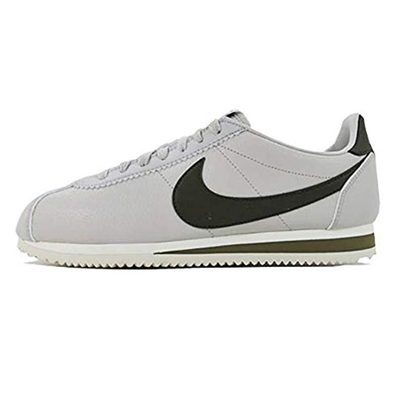 online retailer a1a2f 90cde Nike Classic Cortez Leather Fitness Shoes for Men - Save 23 ...