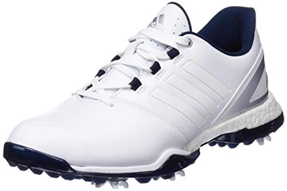 028d1f26b7a adidas W Adipower Boost 3 Golf Shoes in White - Lyst