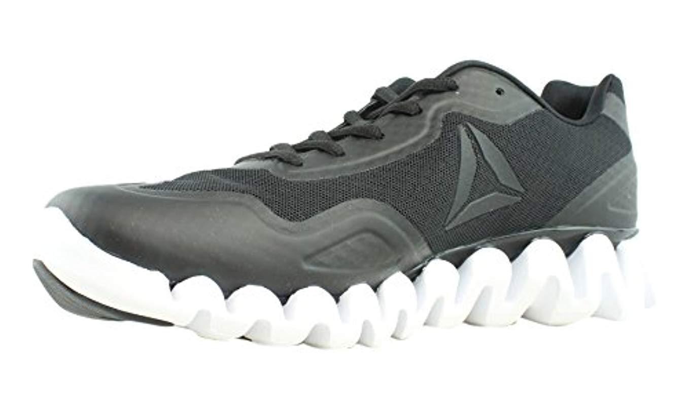 Reebok - Black Zigpulse Running Shoe Carbon for Men - Lyst. View fullscreen 786d08a48