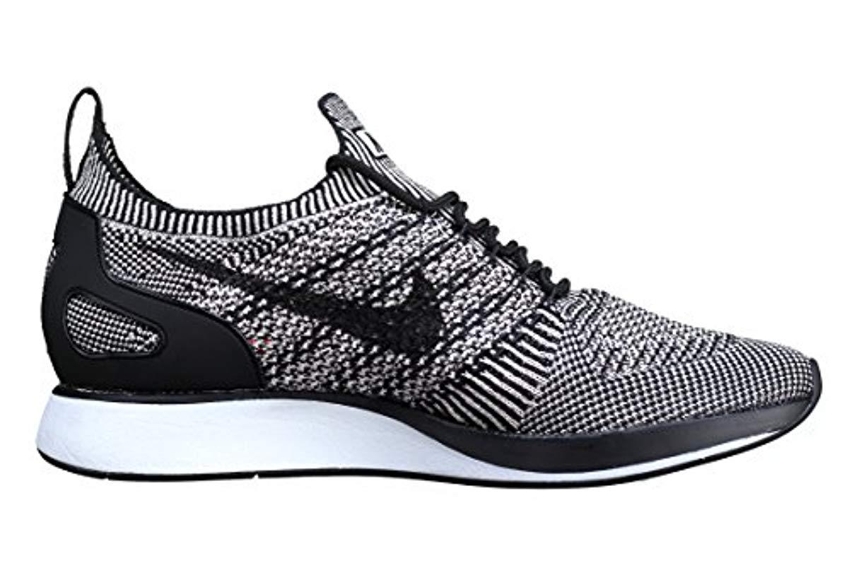 Nike Air Zoom Mariah Flyknit Racer  18 Shoes in Black for Men - Lyst a03fefde0c