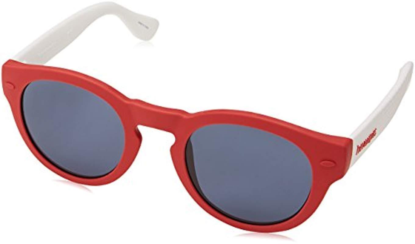 435ab55ebb Havaianas Trancoso/m 9a Trancoso/m 9a Qt5 49 Rectangular Sunglasses ...