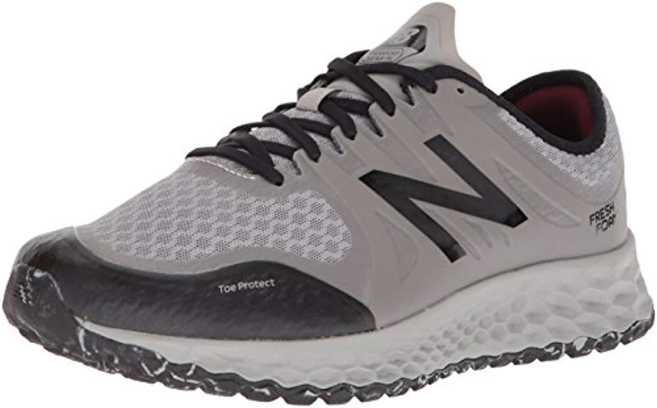00375dbb582 New Balance Fresh Foam Kaymin Gore-tex Trail Running Shoes in Gray ...