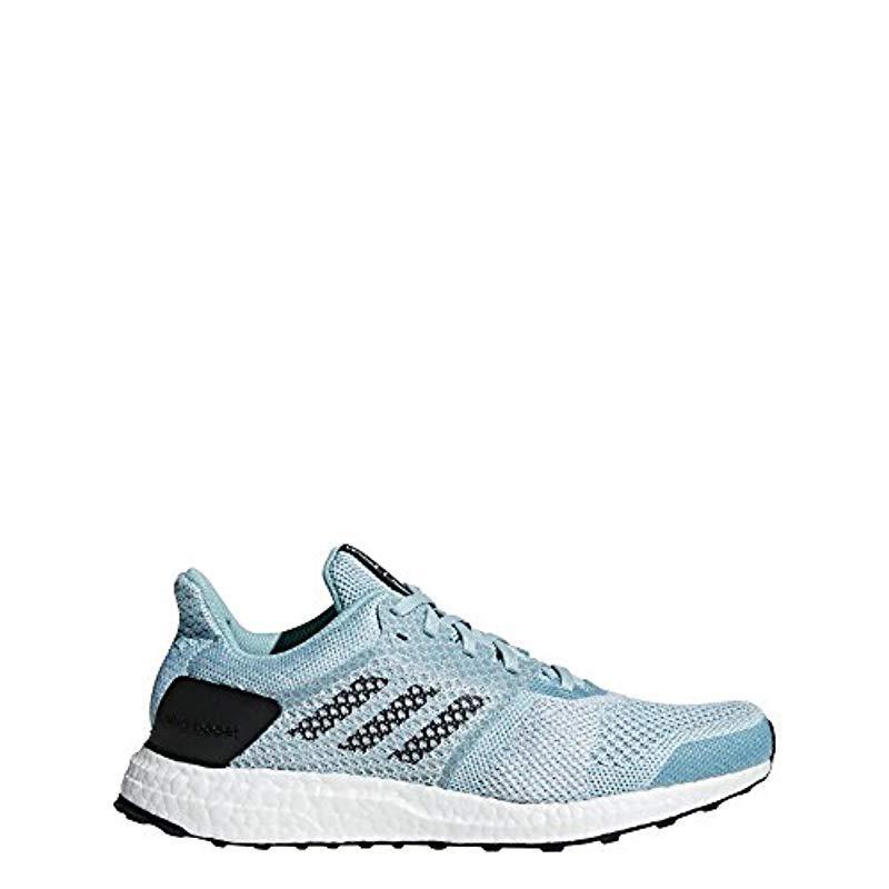 lyst adidas ultraboost st parley scarpa da corsa in blu