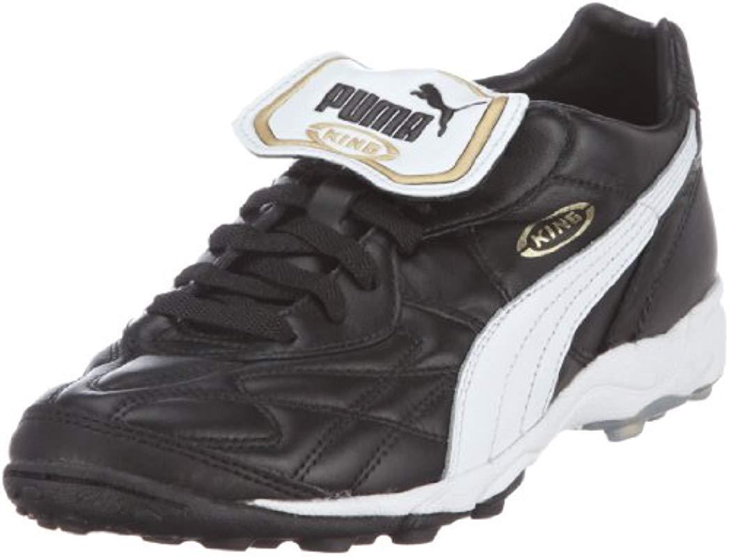 88aefb05b3c0b PUMA King Allround Tt Football Shoes in Black for Men - Save 7% - Lyst