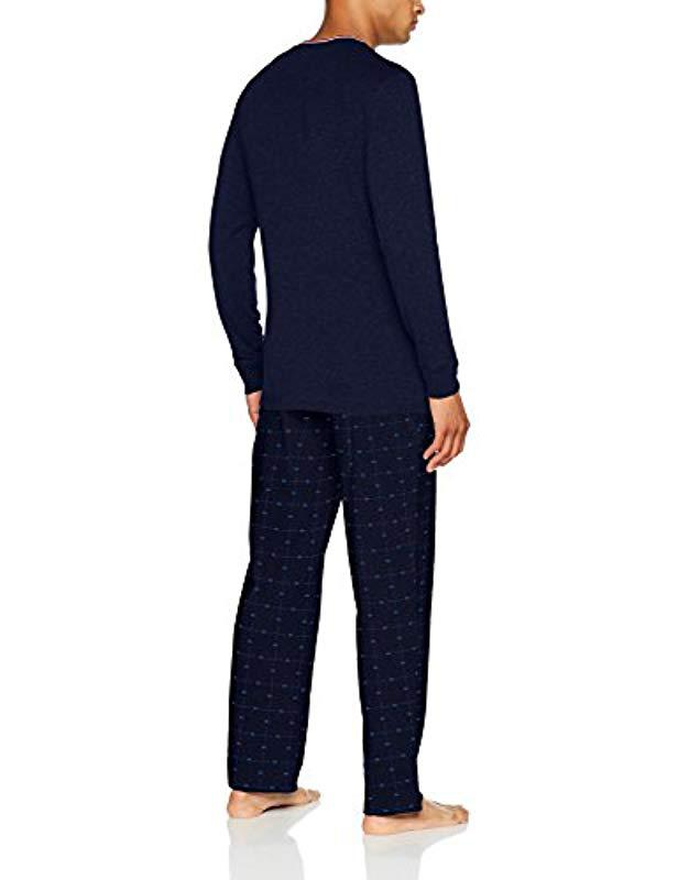 540d596923 Loungewear Long Sleeve Holiday Set, Ensemble De Pyjama Homme Lacoste ...