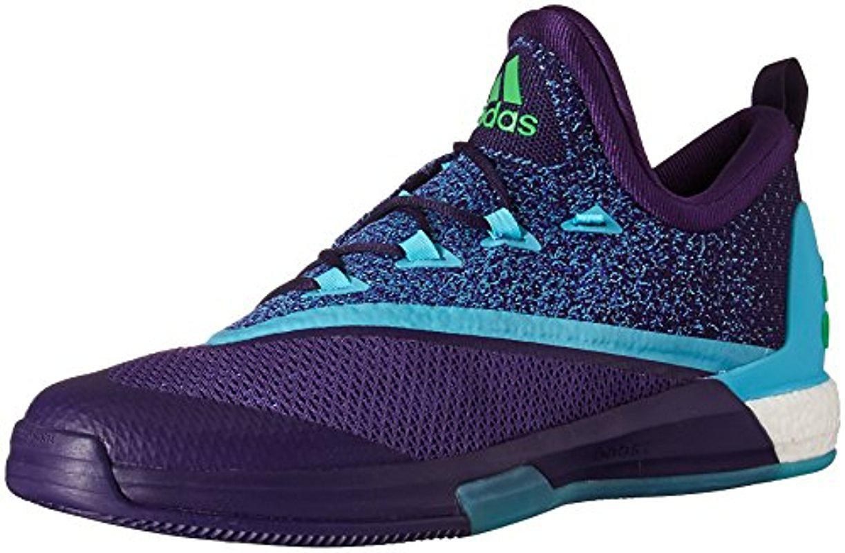 quality design efb92 30b56 ... discount adidas. mens performance crazylight boost 2.5 low basketball  shoes 56d93 683fe