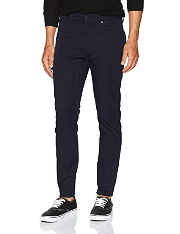 5f9b167bcfe Levi's 512 Gusset Commuter, Nightwatch Blue-4-way Stretch, 36 34 in ...