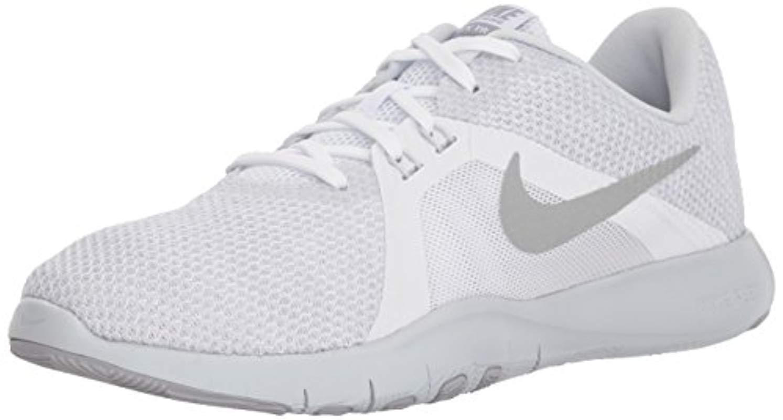0bf74d49fc39 Nike Flex Trainer 8 Cross in Metallic - Lyst