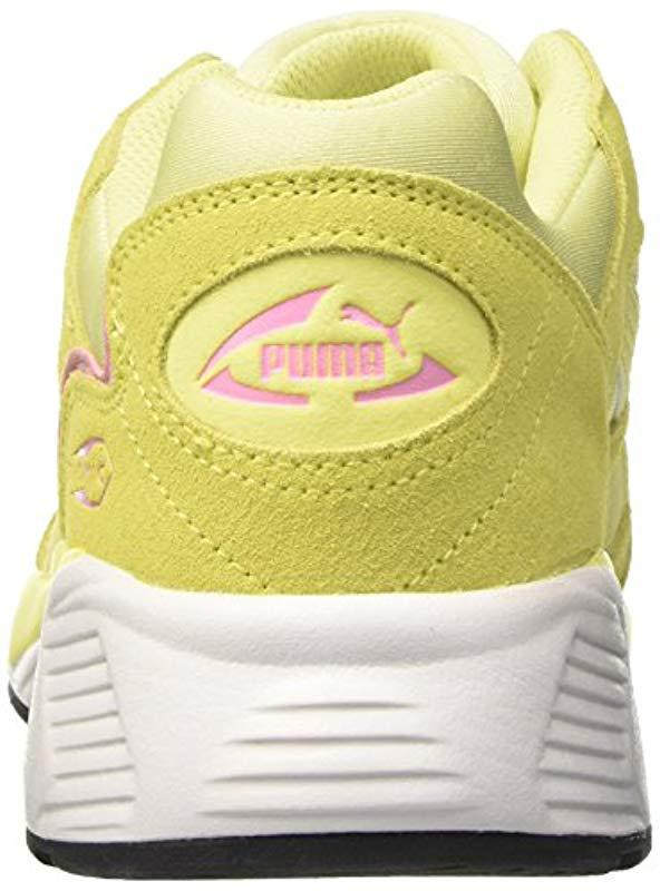 5a0266145b7 Puma Unisex Adults  Prevail Low-top Sneakers in Yellow - Save 54% - Lyst