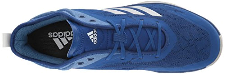 726dc3d153 Men's Blue Speed Trainer 4 Baseball Shoe, Collegiate Crystal White/trace  Royal, 7 M Us