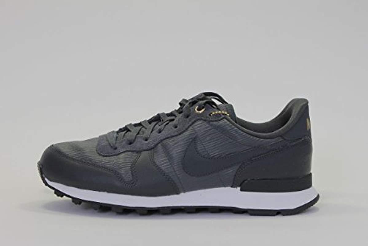 newest 4f8d3 ebe22 Nike W Internationalist Prm Trainers in Blue - Lyst
