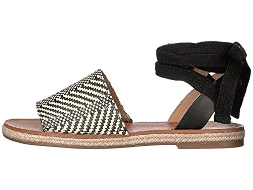 82cd682bf0a8 Lyst - Lucky Brand Daytah Sandal in Black
