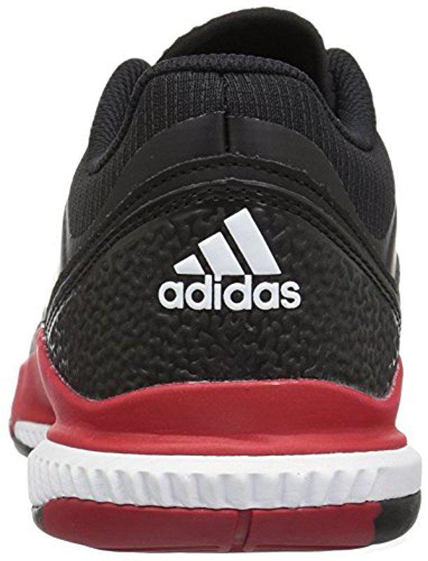 3c711fa35ea7 Lyst - adidas Crazyflight Bounce W Volleyball-shoes