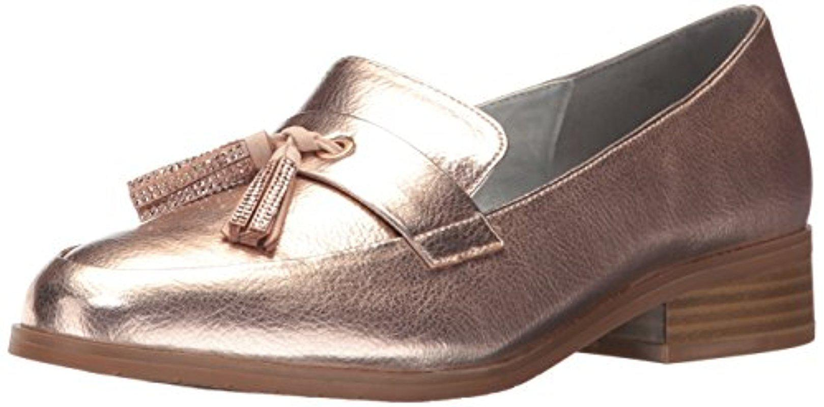 Limited New Original Online Kenneth Cole Reaction Jet Ahead Tassel Loafer(Women's) -Black Multi Fabric Outlet Enjoy Discount Extremely TuQs0r