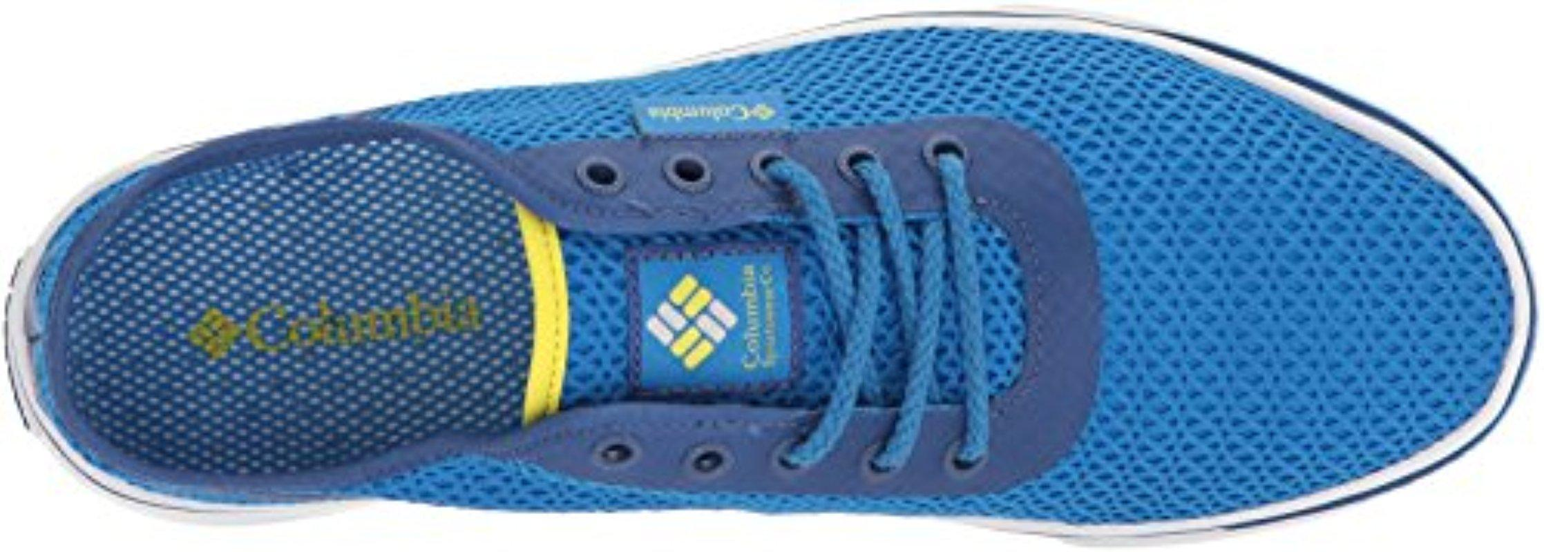 66afc14d854f Lyst - Columbia Spinner Vent Water Shoe in Blue for Men