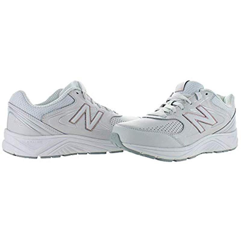 7088afbc41dce Lyst - New Balance Ww840v2 Walking Shoe