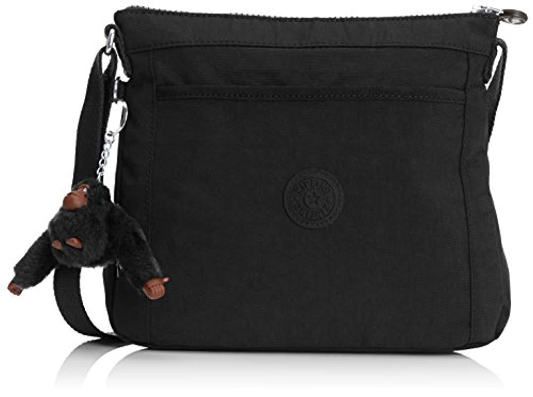 bb3b7fa32d Kipling Moyelle Cross-body Bag in Black - Save 29% - Lyst