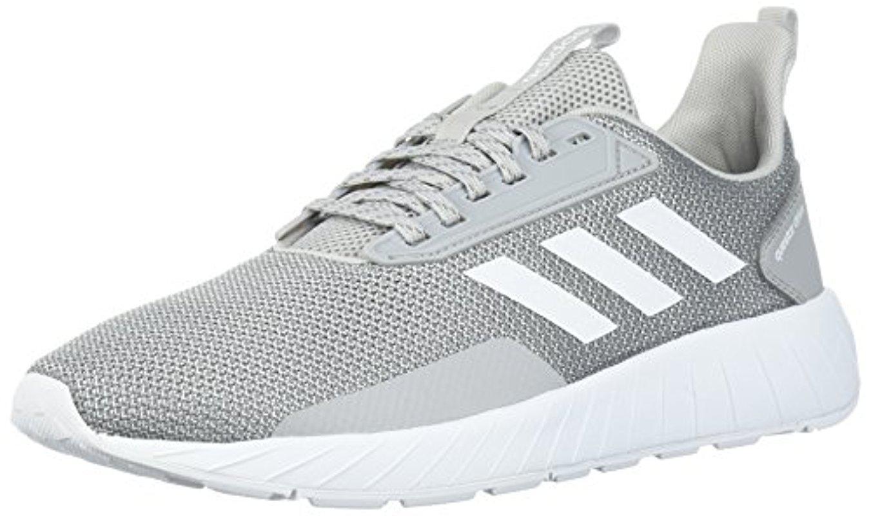 Lyst adidas corsa questar guidare scarpa da corsa adidas in grigio per gli uomini. 419bc5
