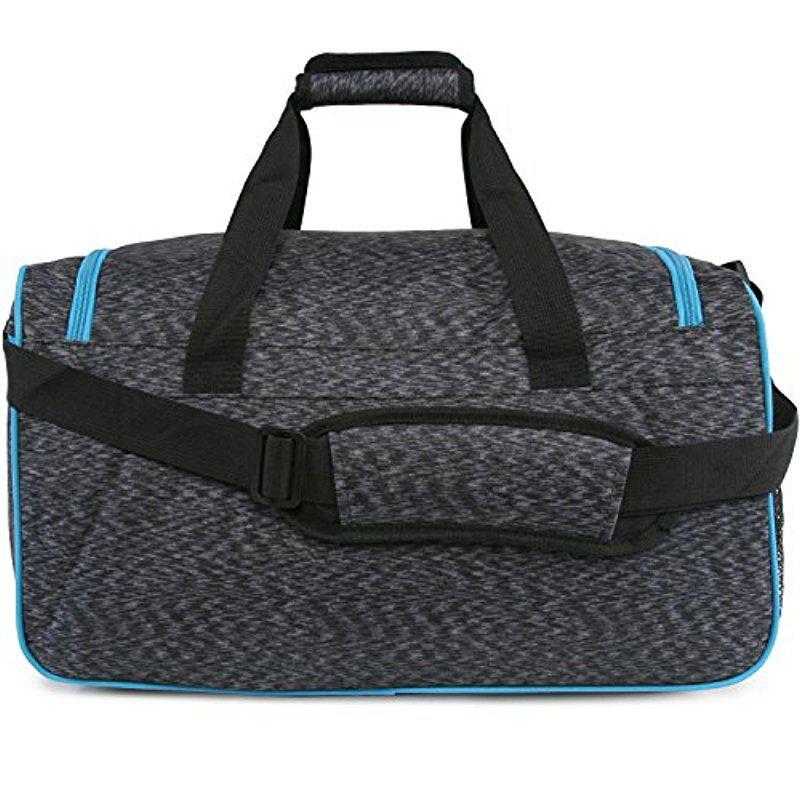 Lyst - Fila Source Sm Travel Gym Sport Duffel Bag in Blue for Men 80fc8ebed049c