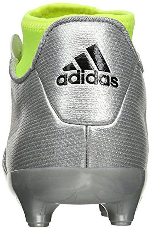 2921b3303 Adidas - Metallic Performance Ace 16.3 Primemesh Fg ag Soccer Cleat for Men  - Lyst. View fullscreen
