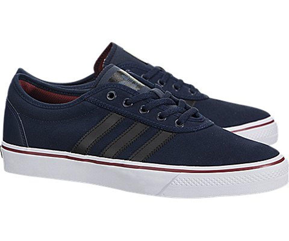 lyst adidas originali adidas dga alleviare il merletto di scarpe da ginnastica in blu per gli uomini.