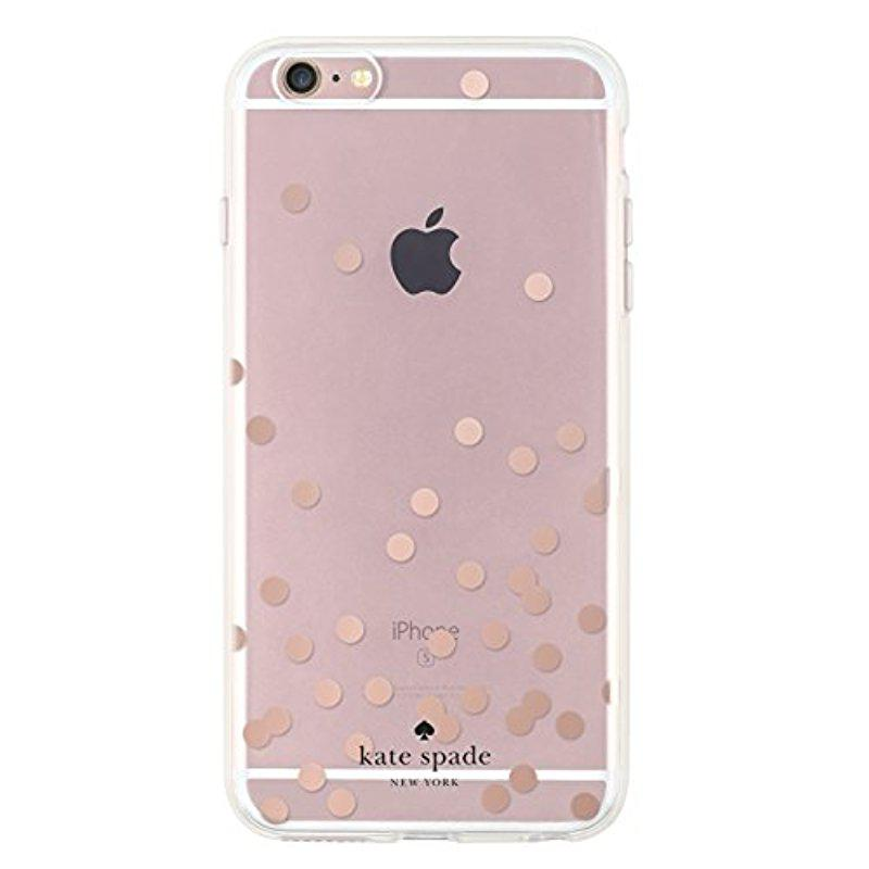 Kate Spade. Women's Pink Hardshell Clear Case For ...