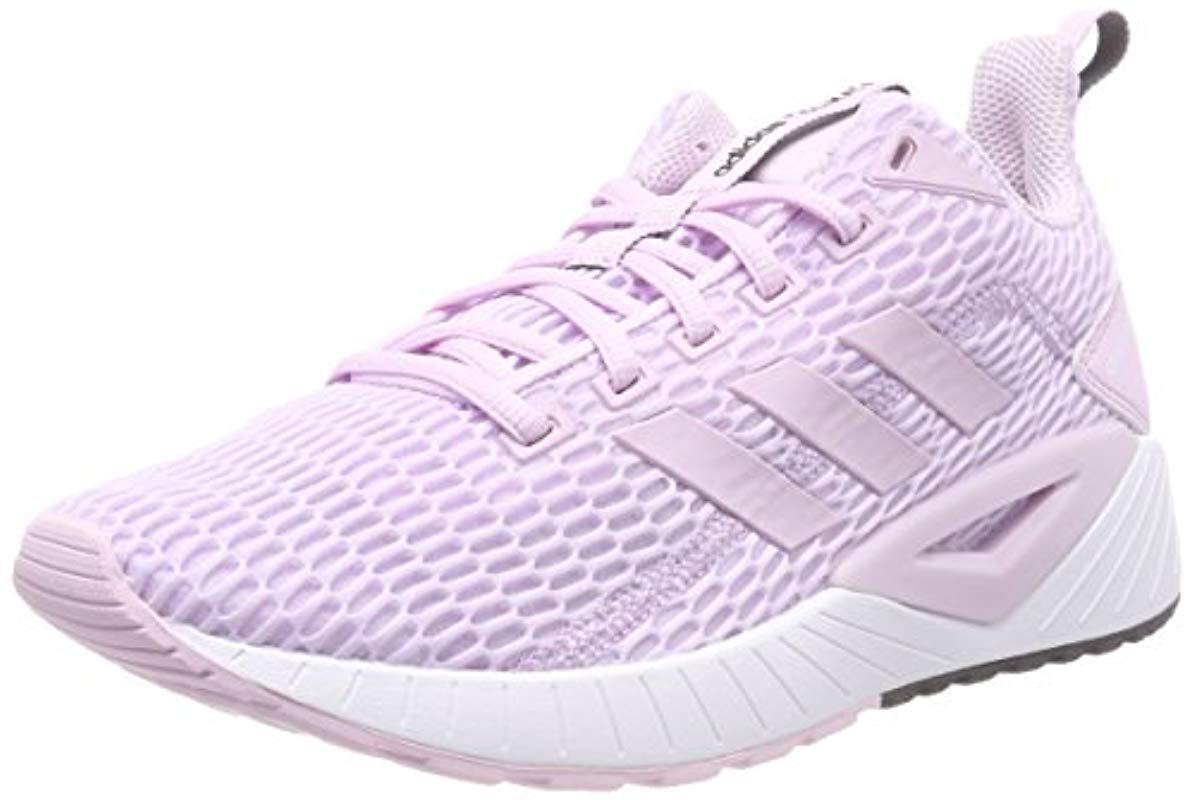 cb52e912f21f Adidas   s Questar Cc W Running Shoes in Pink - Lyst
