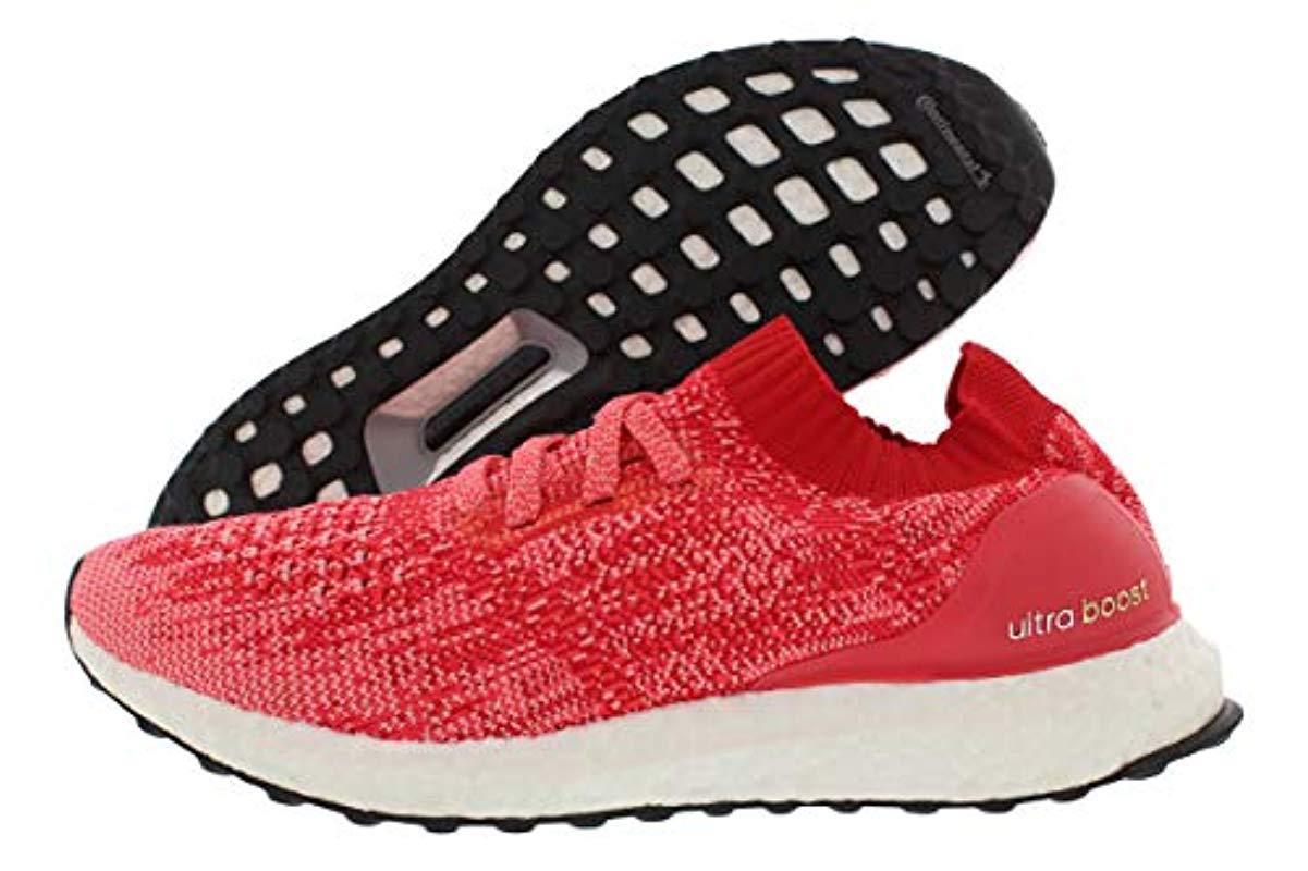 6741fe5b6127f Lyst - adidas Ultra Boost Uncaged W - Bb3903 in Red
