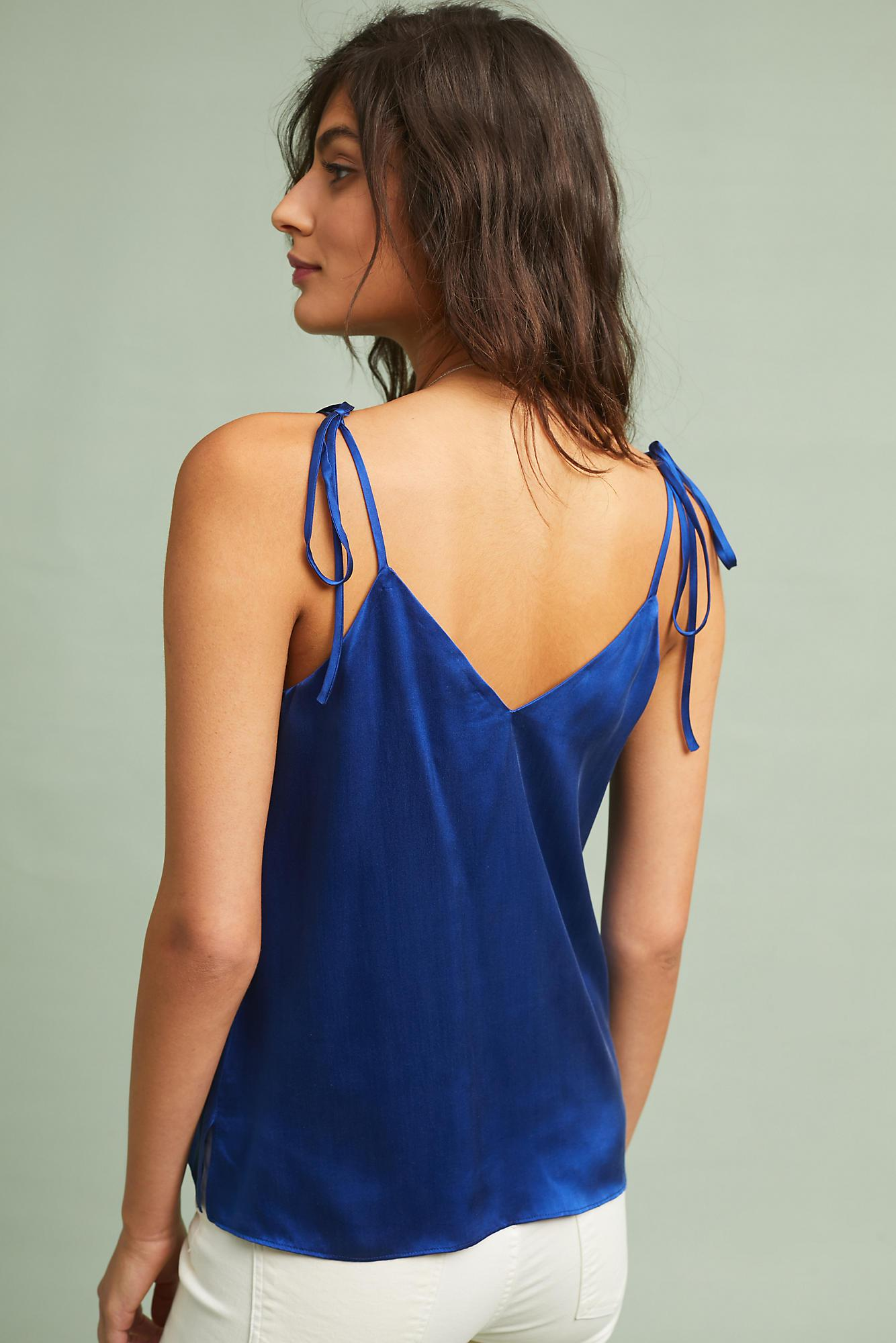 Outlet Extremely Sally Silk Cami Cami NYC Latest Discount Sast hp0dZj4eq