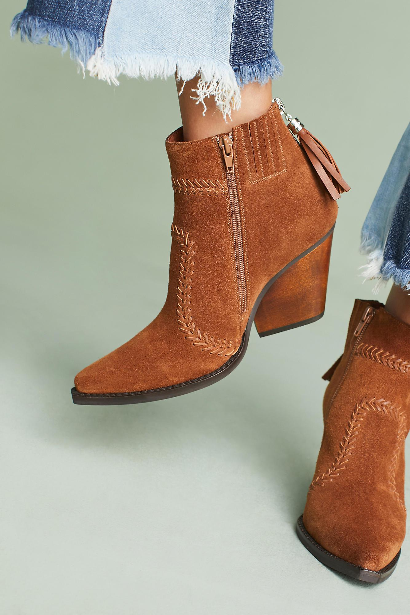 224628964cd3f Jeffrey Campbell Beowulf Ankle Boots - Lyst